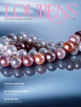 Thuis op vakantie,  Lourens Magazine