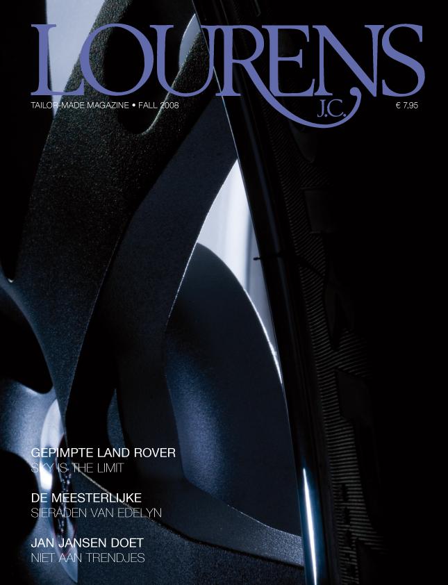 Aangename dissonant, Lourens Magazine