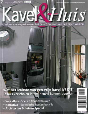Architectenspecial, Kavel & Huis